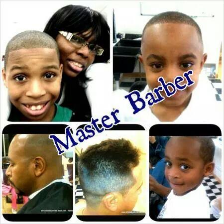 Master Barber